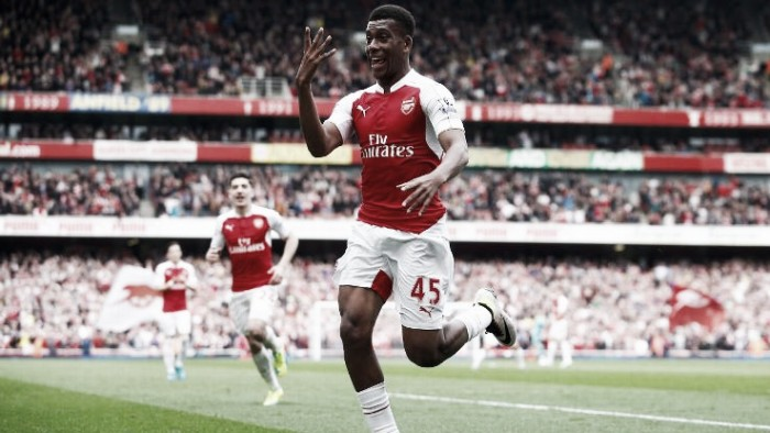 Iwobi at 20: What's in store for the talented winger?