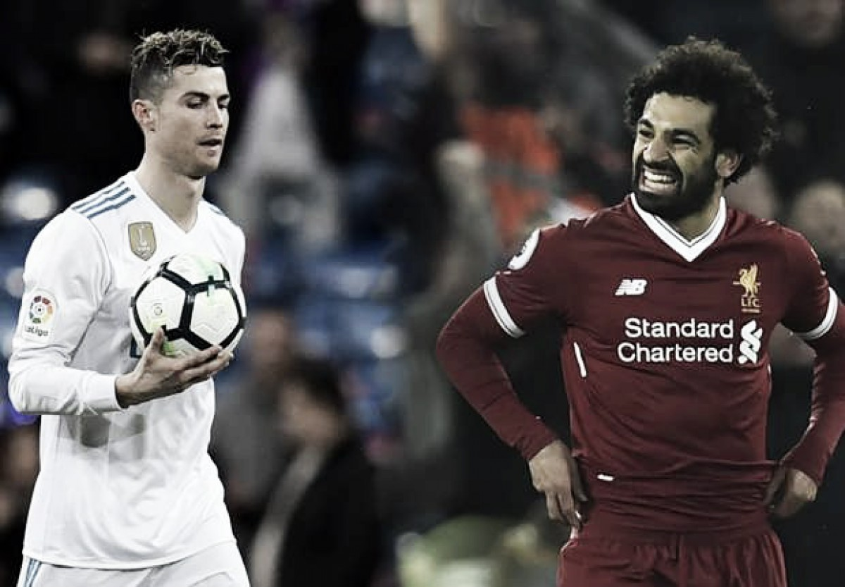 Cristiano vs Salah: As estrelas da final da Champions