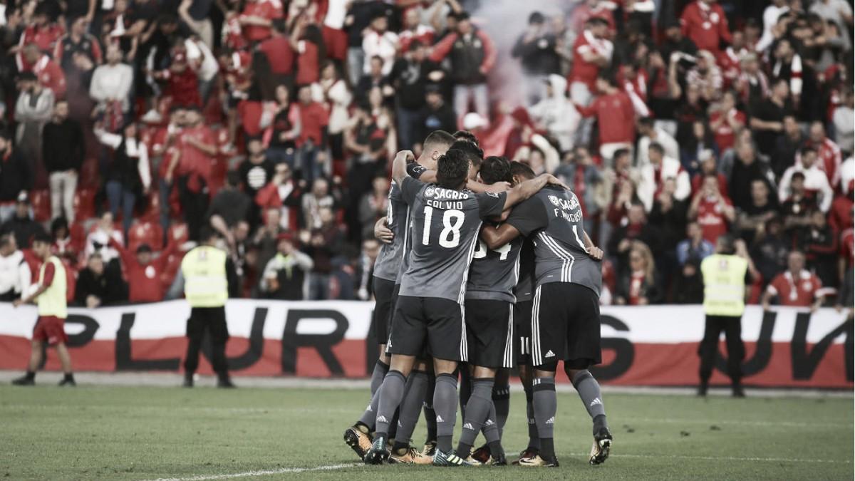 Antevisão SL Benfica x Desportivo das Aves