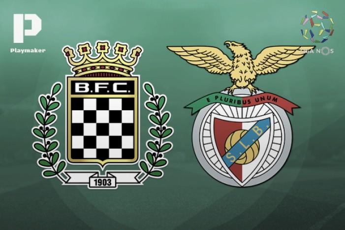 Antevisão Benfica X Boavista