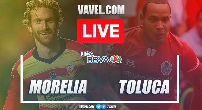 Goals and Highlighs: Monarcas Morelia 0-1 Toluca, 2020 LigaMX