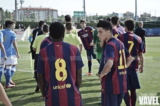 Camino del Camp Nou: Aitor Cantalapiedra