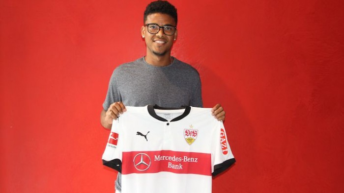 Stuttgart make left-back Ailton sixth summer signing