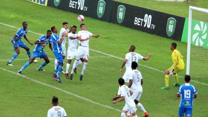 Fluminense perde para Marília e é eliminado da Copa São Paulo de Futebol Júnior