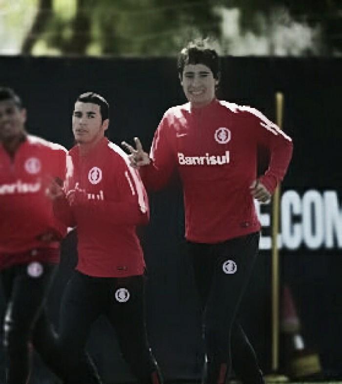 Rodrigo Dourado e William são convocados do Internacional na Seleção Olímpica