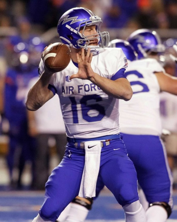 Air Force Takes Down Boise State; Controls Own Destiny In The MWC