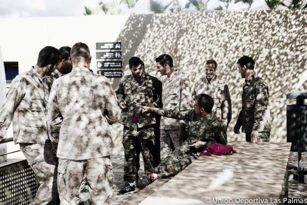 Día de asueto en el campo de airsoft