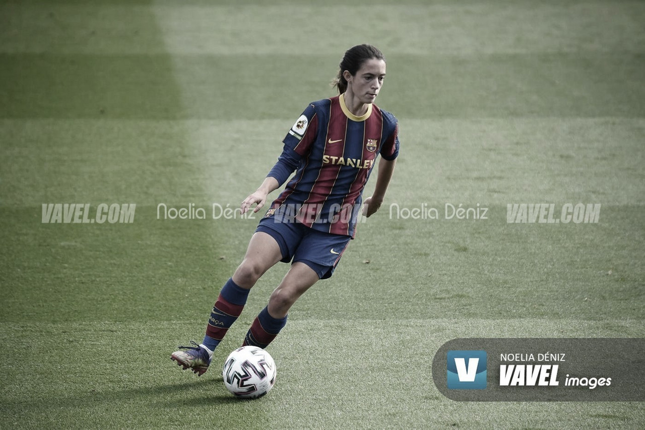 Resumen Barça Femení 5-0 Espanyol en Liga Iberdrola