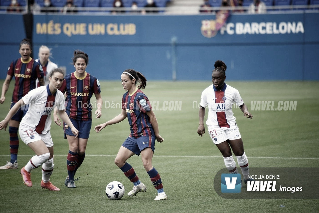 Resumen Barça Femení 8-0 Athletic Club en Liga Iberdrola