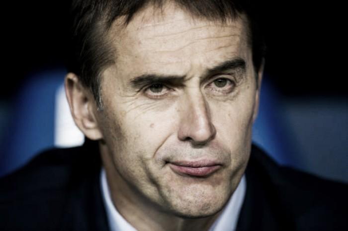 """Após empate com Rússia, Lopetegui avalia atuação: """"Sofremos sem a bola"""""""