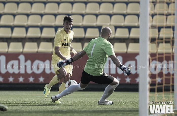 Aitor Cantalapiedra se convierte en el segundo fichaje del Sevilla Atlético