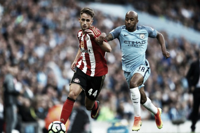 Adnan Januzaj reveals his targets at Sunderland