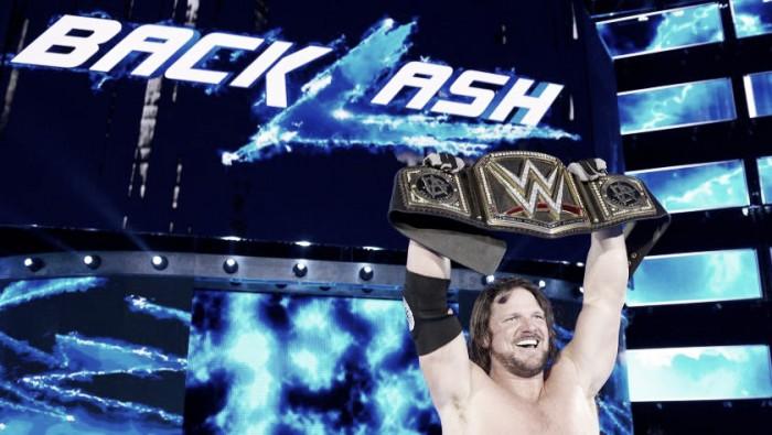 News on AJ Styles' WWE World Championship win