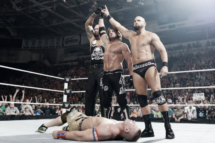 AJ Styles turns heel on Monday Night Raw