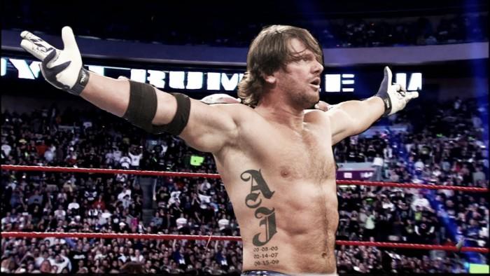 Original WWE Royal Rumble Plans For AJ Styles Revealed