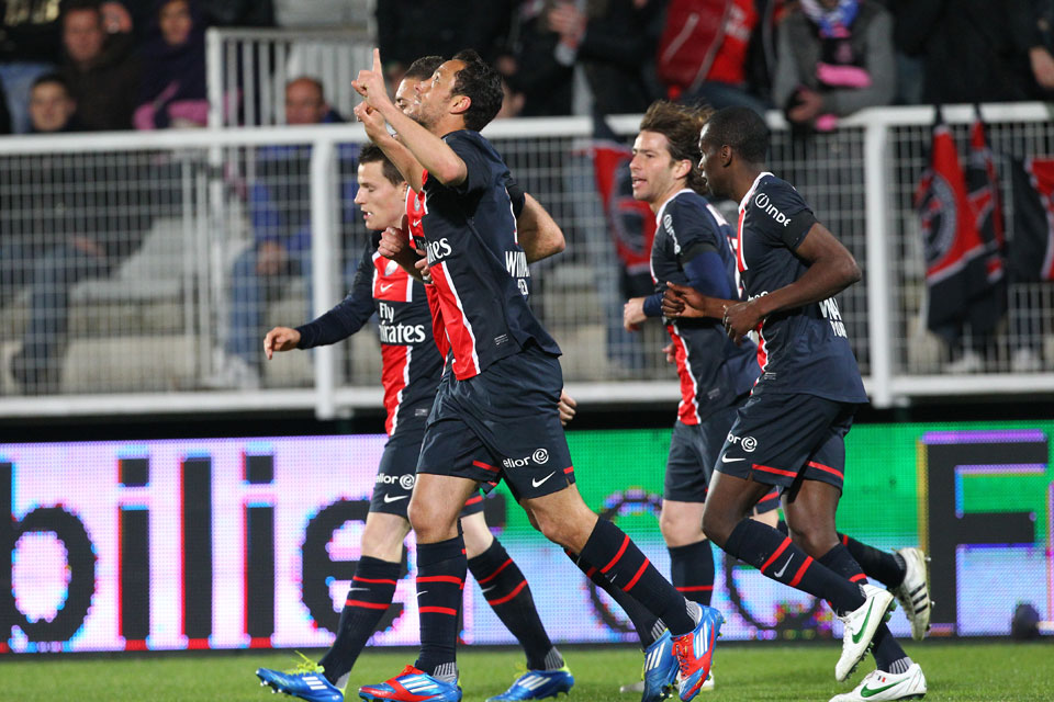 """Missione """"aggancio"""" fallita: il PSG fa solo 1-1 contro l'Auxerre"""