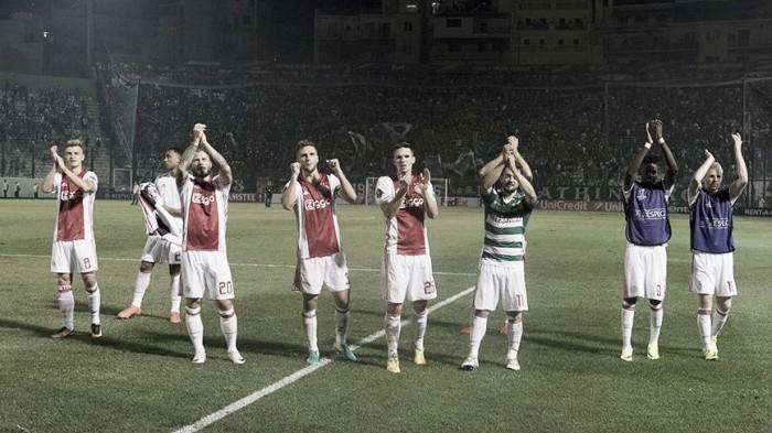 El Ajax supera el primer obstáculo de la Europa League