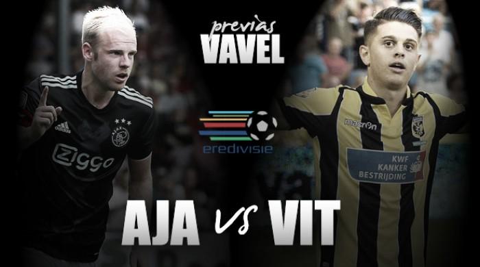 Previa Ajax - Vitesse: nuevas enemistades
