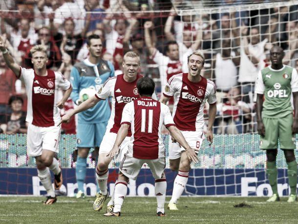 Ajax 2013: continuidad, la clave