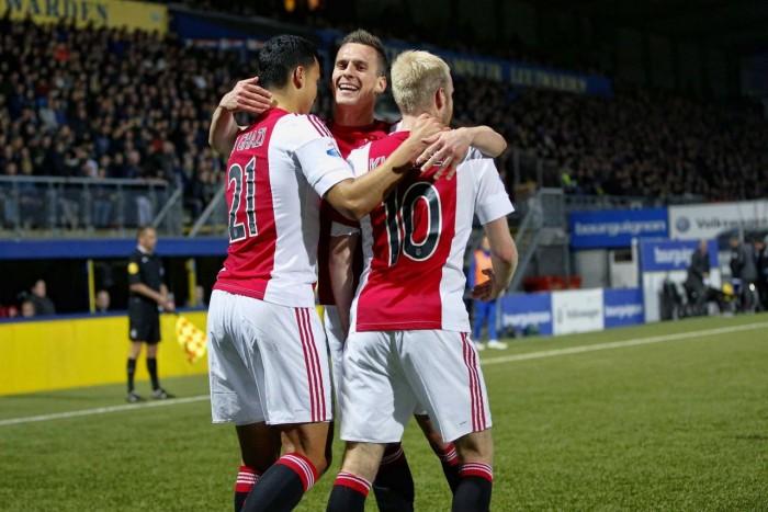 Eredivisie: vincono le big, nessuno scossone in zona retrocessione