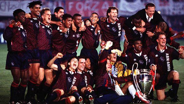 El Ajax Campeón de Europa del '95