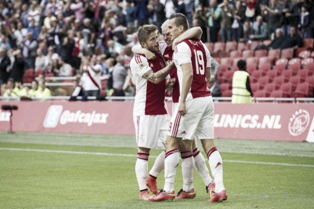 Em duelo de campeões nacionais, Ajax e Paris Saint-Germain se enfrentam na Holanda