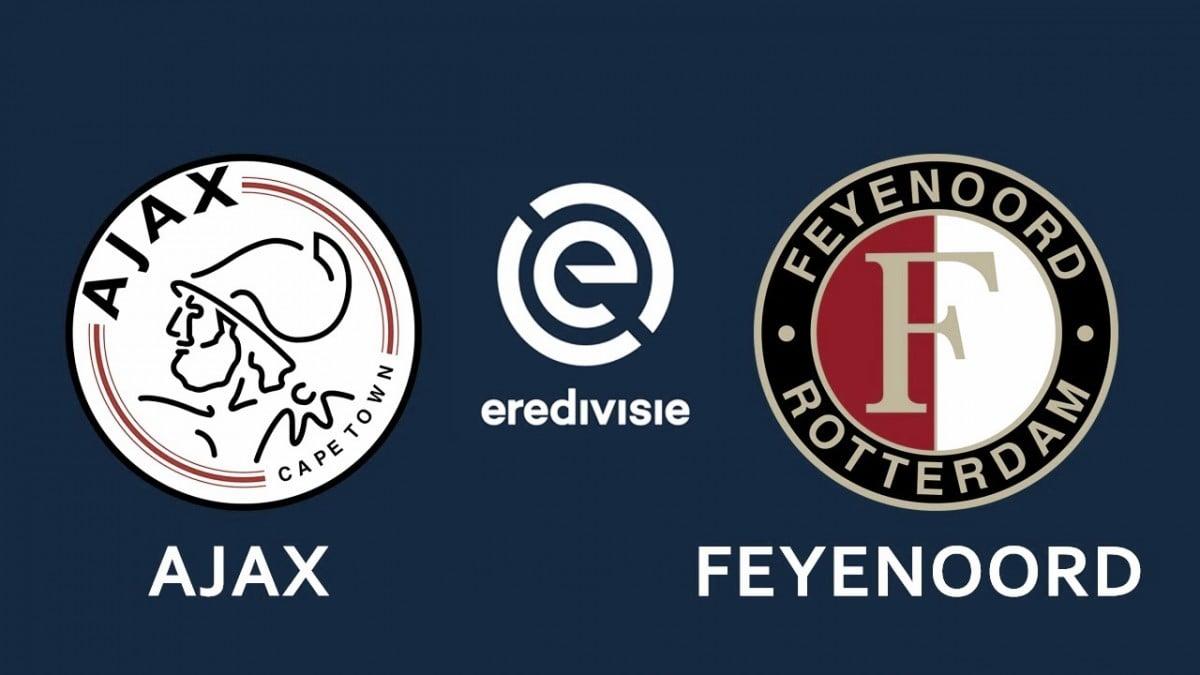 Ajax - Feyenoord, la rivalidad más grande del fútbol holandés