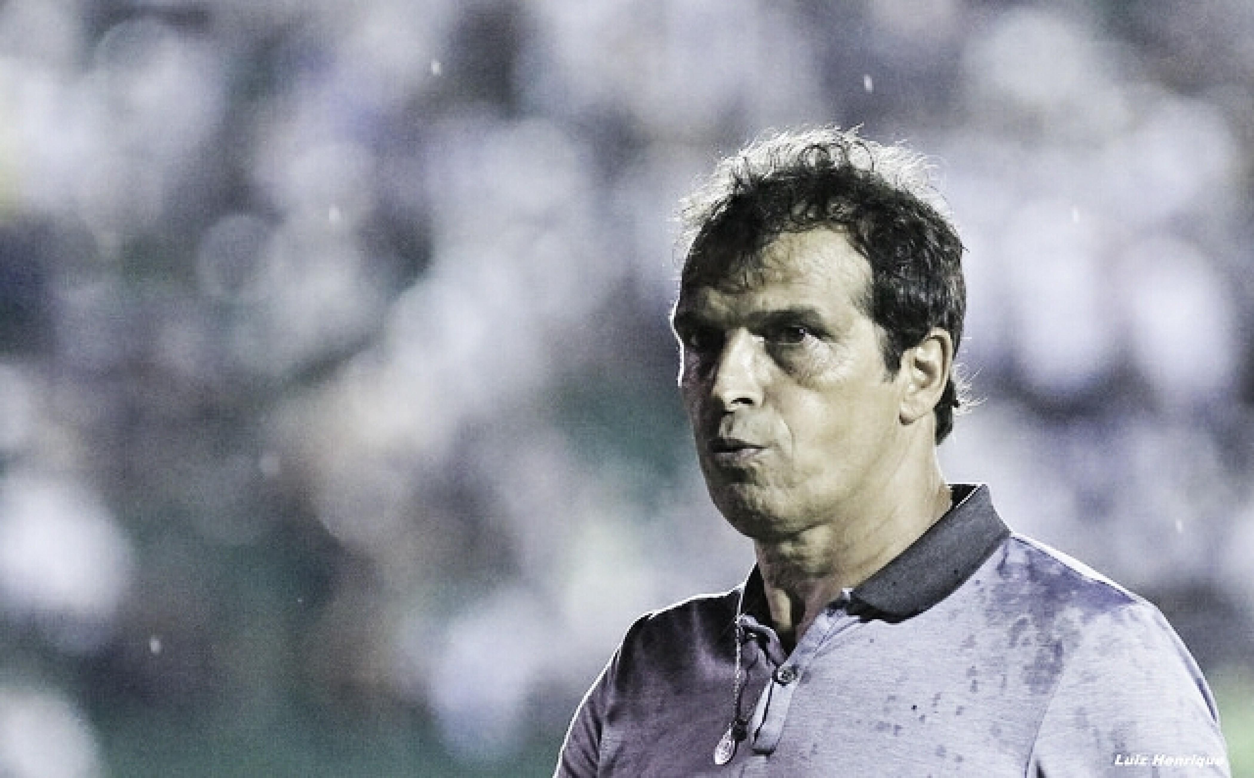 """Milton Cruz deixa o Figueirense, cita ameaças ao presidente e se defende: ''Não abandonei o barco"""""""