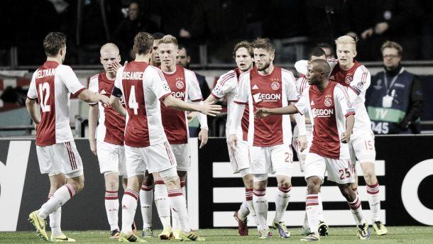 Ajax - PSG: la lucha por un cupo inicia en Ámsterdam