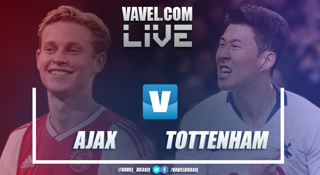 Gols e melhores momentos Ajax 2x3 Tottenham pela Champions League