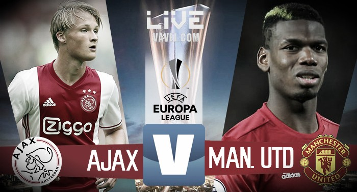 Ajax - Manchester United in finale Europa League 2017. E' FINITA! IL MANCHESTER UNITED VINCE L'EUROPA LEAGUE