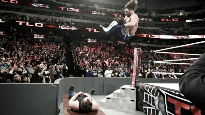La vista al pasado: TLC 2016, AJ Styles vs Dean Ambrose