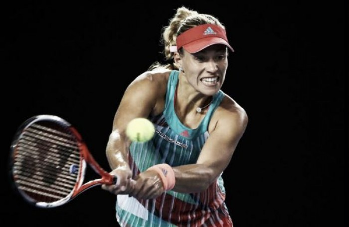 Qatar Total Open round-up: Kerber makes shock exit