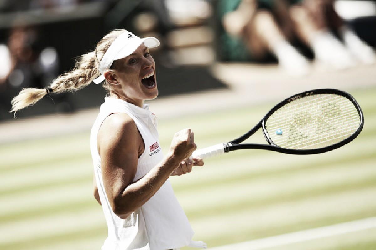Kerber regresa a la final de Wimbledon