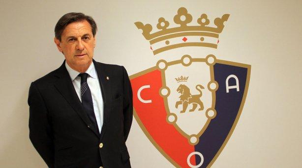 """Osasuna, entre los """"rebeldes"""" de la Liga"""