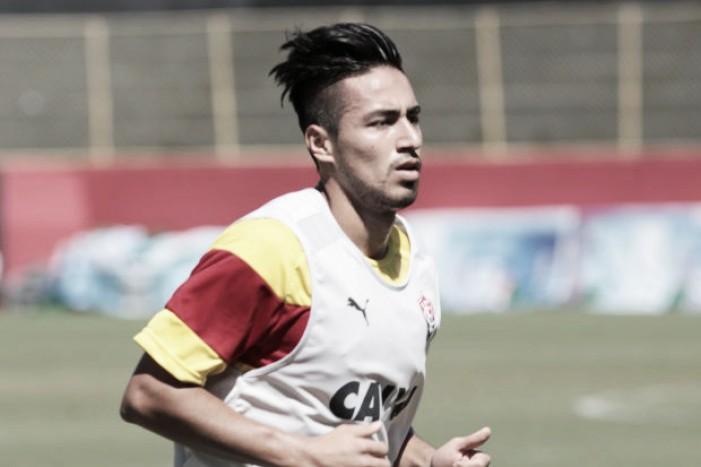 Vitória acerta contratação do atacante boliviano Ramallo, ex-The Strongest
