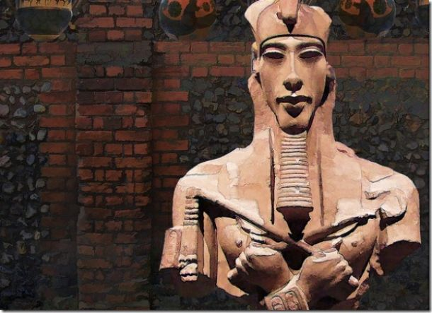 Akenatón, el faraón rebelde