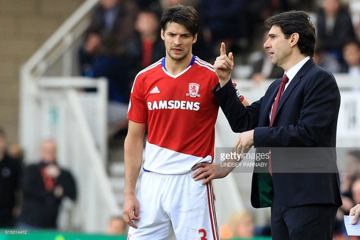 Karanka urges Middlesbrough improvement after Arsenal draw