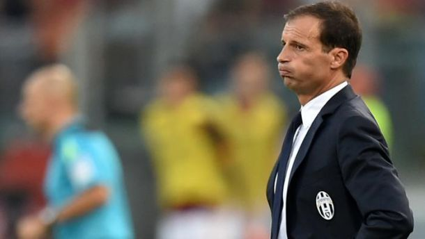 "Allegri in conferenza stampa: ""Solo noi possiamo invertire la tendenza"""