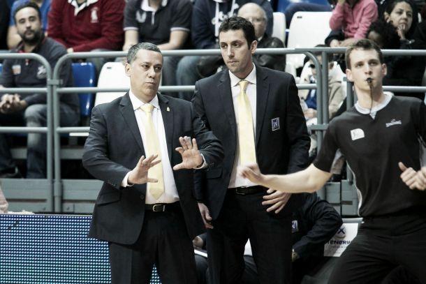 """Alejandro Martínez: """"Hubiera sido bonito ganar, pero Valencia tiene un gran equipo"""""""