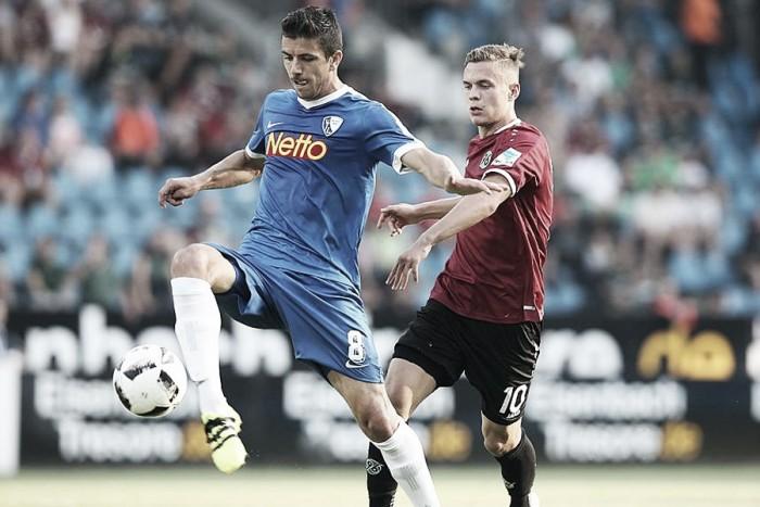 VfL Bochum 1-1 Hannover 96: Spoils shared after Sané equaliser