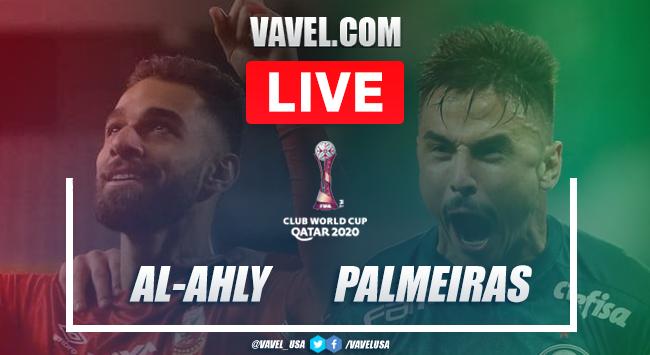 Penalties and highlights: Al-Ahly 3-2 Palmeiras in Club World Cup Qatar