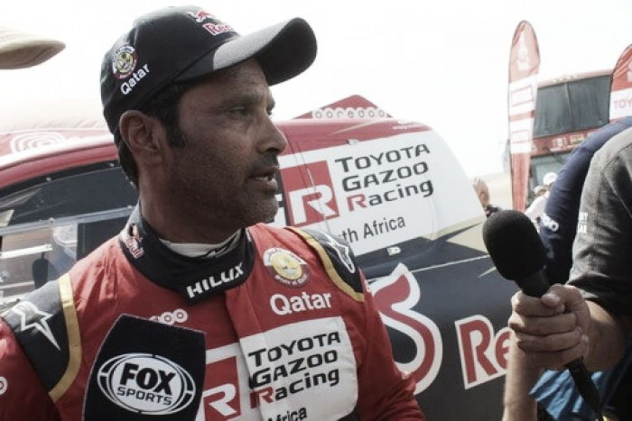 Rally Dakar, día 1: Al-Attiyah reina de nuevo
