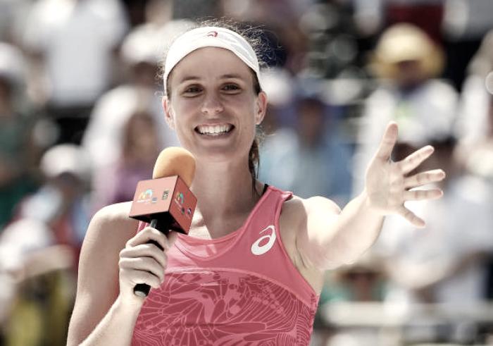 WTA Stuttgart: Johanna Konta receives wild card for tournament