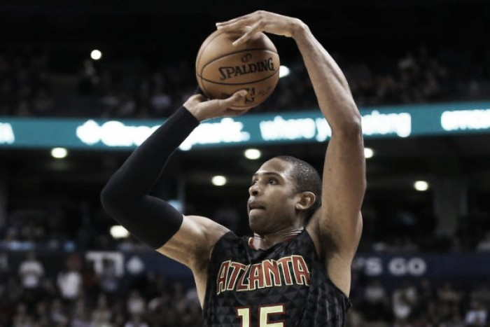 Al Horford in play for Los Angeles Lakers, Detroit Pistons and Orlando Magic