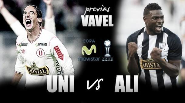 Resultado Universitario - Alianza Lima en el Clásico 2015 (1-1)