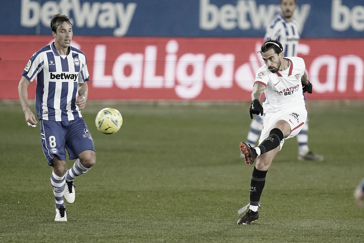 Resumen del Sevilla vs Alavés de LaLiga (1-0)