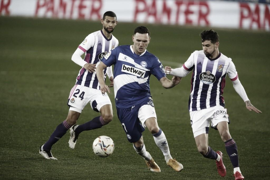 Alavés 1-0 Real Valladolid: un Pucela sin nadie a los mandos