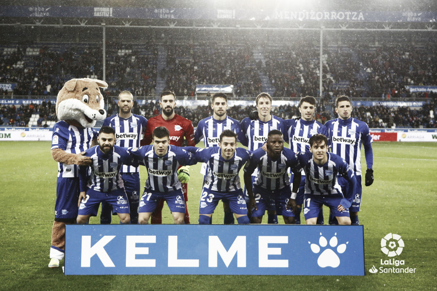 El Alavés es segundo tras ganar al Villarreal