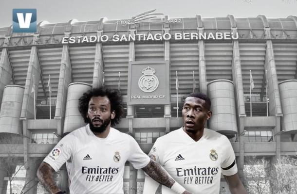 Alaba por Marcelo: ¡Cambio de guardia en Real Madrid!